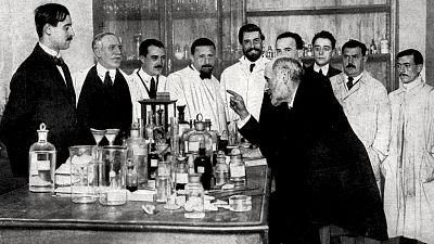 Santiago Ramón y Cajal: la Escuela Histológica y sus discípulos - Escuchar ahora