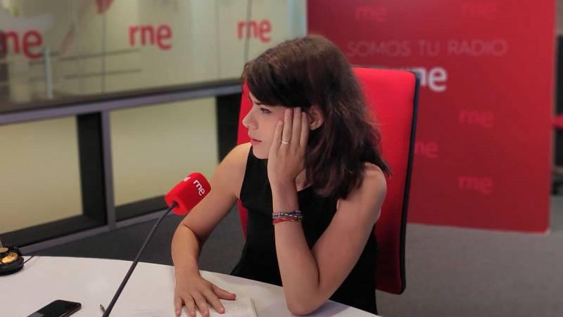 """Las mañanas de RNE con Íñigo Alfonso - Isa Serra, Podemos, sobre el fondo de la Generalitat: """"El Gobierno tendrá que estudiar si tiene base jurídica"""" - Escuchar ahora"""