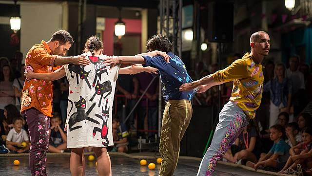 Danza a Escena 2021: 111 espectáculos de 29 compañías