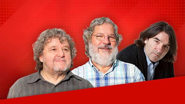 Jubilados tres míticos locutores de Radio 3