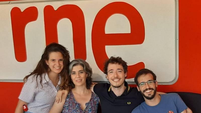 La sala - Carolina Rubio, Pablo Béjar, Rocío Vidal y Samuel Viyuela - 09/07/21 - Escuchar ahora