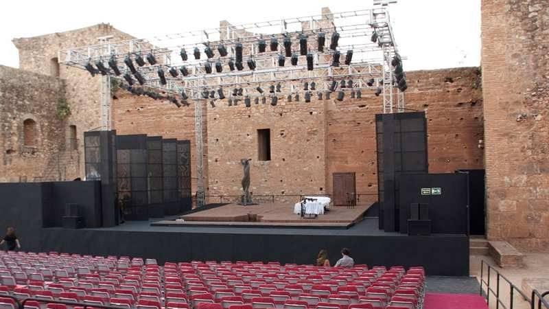 La sala - Festival Castillo de Niebla (Huelva), por Claudia Poyato - 09/07/21 - Escuchar ahora