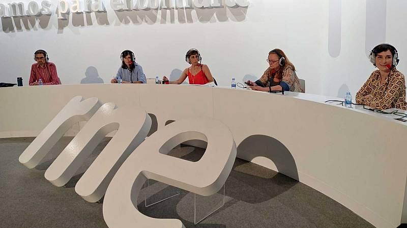 Por tres razones - CNIO: arte y ciencia en Arco 2021 - Escuchar ahora