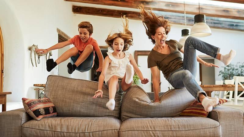 Mamás y papás - Convivencia familiar y emocional - 11/07/21 - Escuchar ahora
