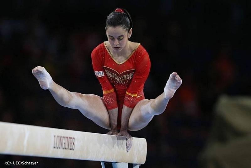 "Ana Pérez, gimnasta: ""Merezco otro final"" - Escuchar ahora"