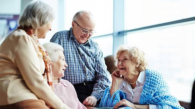 Europa no quiere olvidar a los más mayores