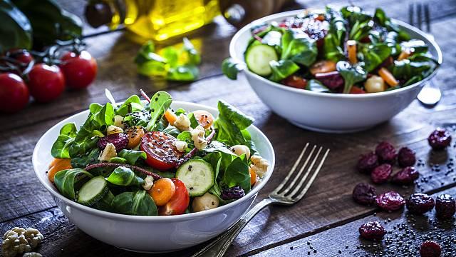 Ensaladas y nutrición personalizada