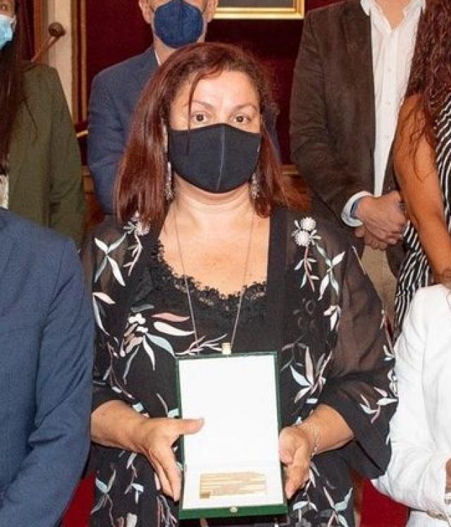 Care Santos, Premio Cervantes Chico 2020