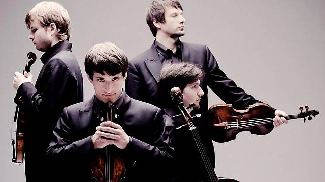 Apollon Musagète Quartet y Nils Mönkemeyer