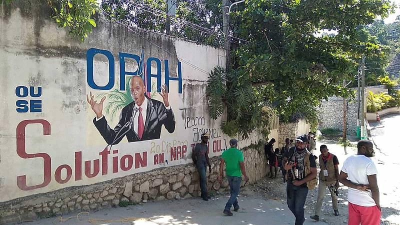 Más cerca - Preocupación ante el empeoramiento de la violencia en Haití - Escuchar ahora