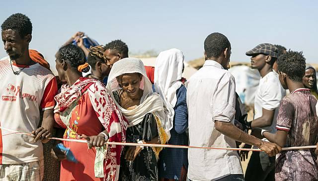 Crisis Humanitaria en Tigray