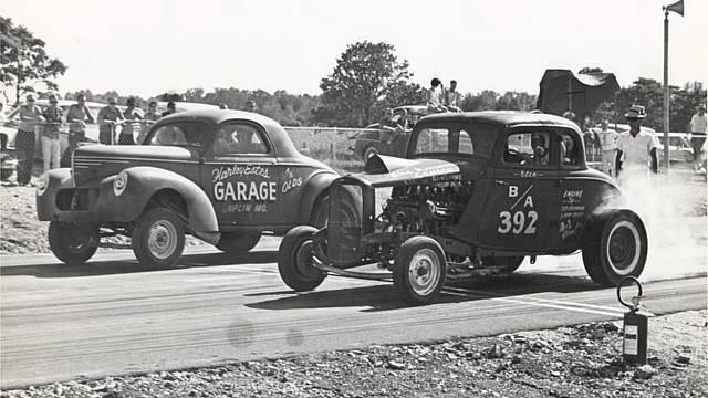 Cap. 71; Hot Rod (1961- 1965)