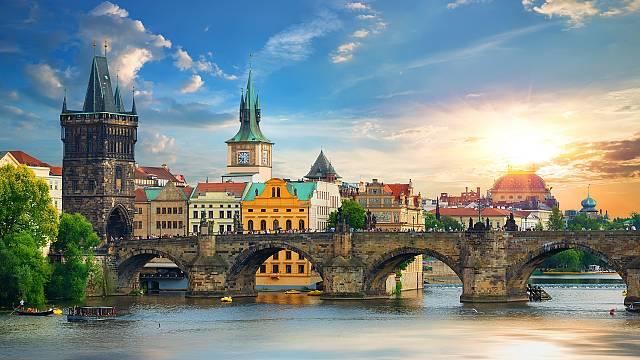 Las música de Praga