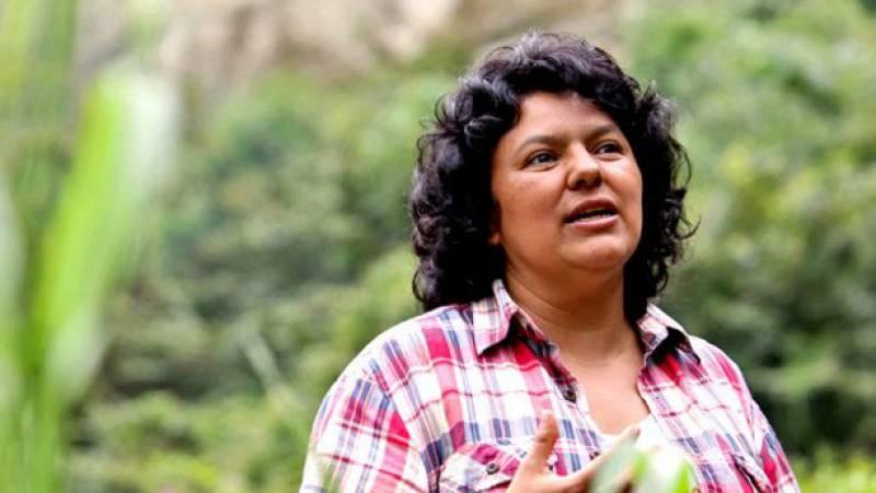 Vida verde - ¿Quién mató a Berta Cáceres? - 17/07/21