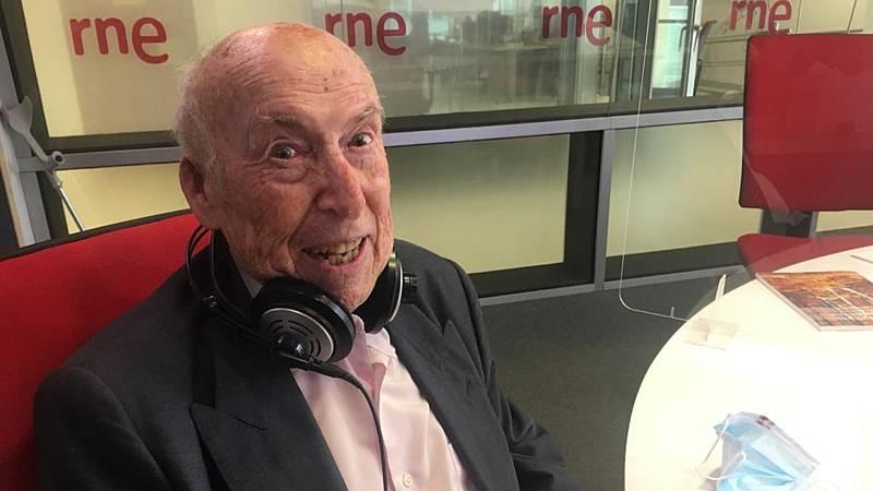 Por tres razones - Federico, 92 años: la ilusión por seguir viviendo - Escuchar ahora