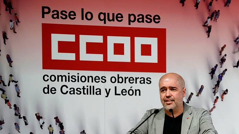 """Las mañanas de RNE con Íñigo Alfonso - Unai Sordo, CCOO: """"Hay que recuperar la agenda social"""" - Escuchar ahora"""