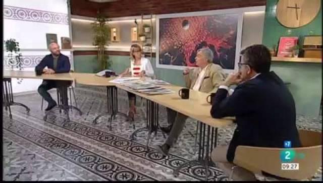 Tertúlia, Xavier García Albiol i T de Teatre