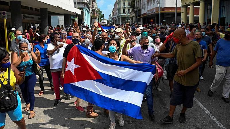 24 horas - ¿Cuál es la situación real en Cuba? - Escuchar ahora