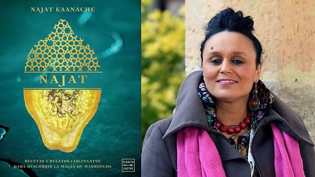 'Najat', libro de la cocina marroquí, de Najat Kaanache