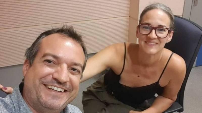 La sala - Elena Lombao entrevista a Daniel Galindo - 16/07/21 - Escuchar ahora