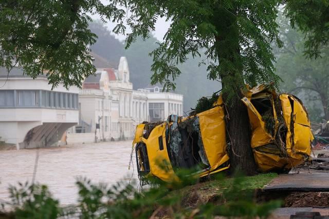 Inundaciones de Alemania, serio aviso del cambio climático
