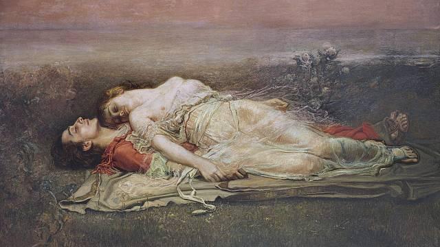 La muerte del héroe, mitos medievales