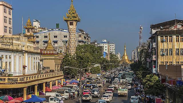 Birmania achaca al COVID-19 muertes de personas detenidas