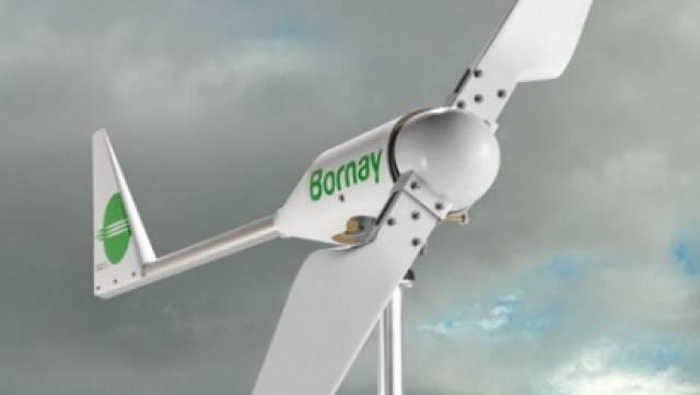 La eólica Bornay se suma a la agenda 2030