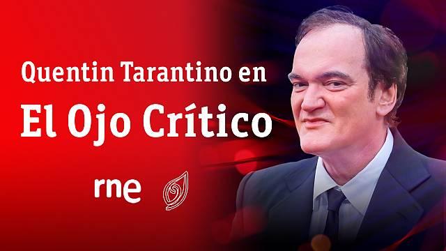 Tarantino presenta su primera novela en RNE