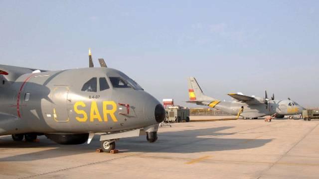 Misiones del Ejército del Aire español en África
