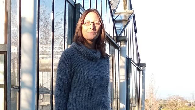 Isabel Nogués investiga en Italia el estrés de las plantas