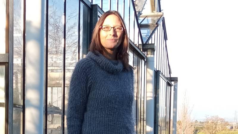 Punto de enlace - Isabel Nogués investiga en Italia el estrés de las plantas - 20/07/21 - escuchar ahora