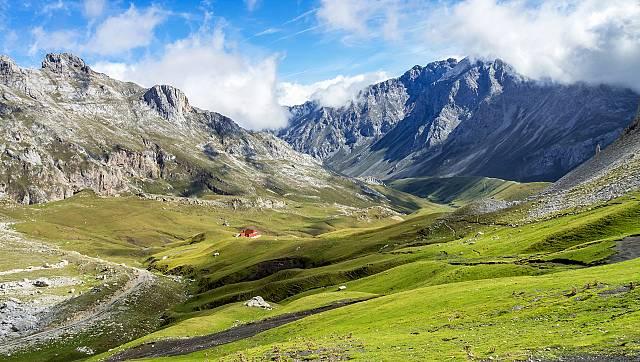 Paisajes infinitos en las montañas del norte peninsular