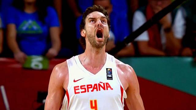 Plusmarcas y proezas con Miguel Caamaño - La Roja de basket