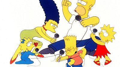 Las mañanas de RNE con Pepa Fernández - 'Yo sonreiré por las dos', un libro sobre Marge Simpson - Escuchar ahora