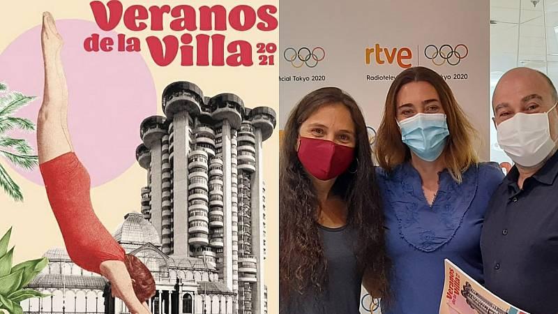 La sala - Veranos de la Villa: Ángel Murcia, Irene Poveda (Producciones Chisgarabís) y Zenaida Alcalde (Puntocero Company) - 21/07/21 - Escuchar ahora