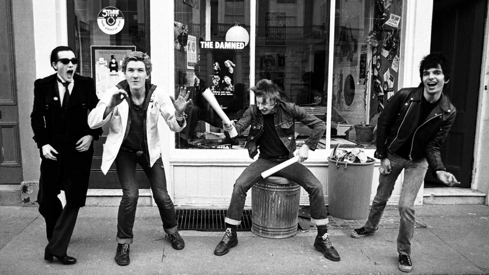 Rock and Roll High School  - Cap. 72; Campamento Londres; Stiff (1976-1978) - 21/07/21 - Escuchar ahora