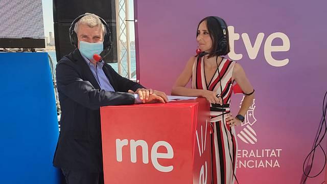 "Pérez Tornero: ""Que el talento español se oiga bien"""