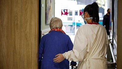 Salut intensifica les restriccions a les residències i centres de dia