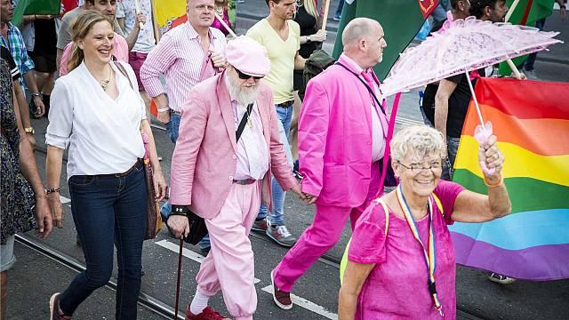 La homosexualidad en el envejecimiento del hombre gay