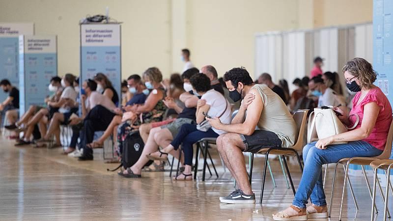 24 horas - Un mes de la quinta ola: así ha evolucionado en España - Escuchar