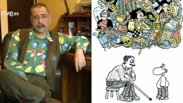 Muere el dibujante Carlos Romeu, fundador de 'El jueves'