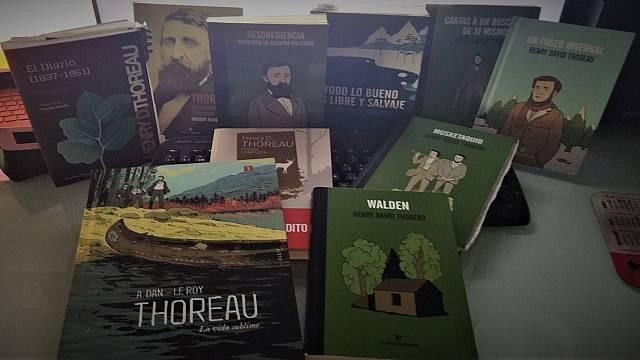 Manual de Thoreau para la vida sublime