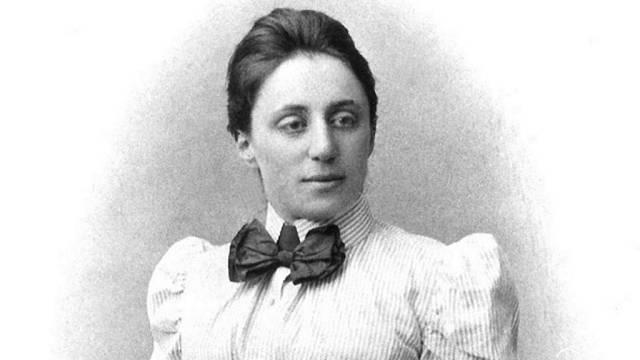 Capítulo 4: Emmy Noether, la musa de la simetría