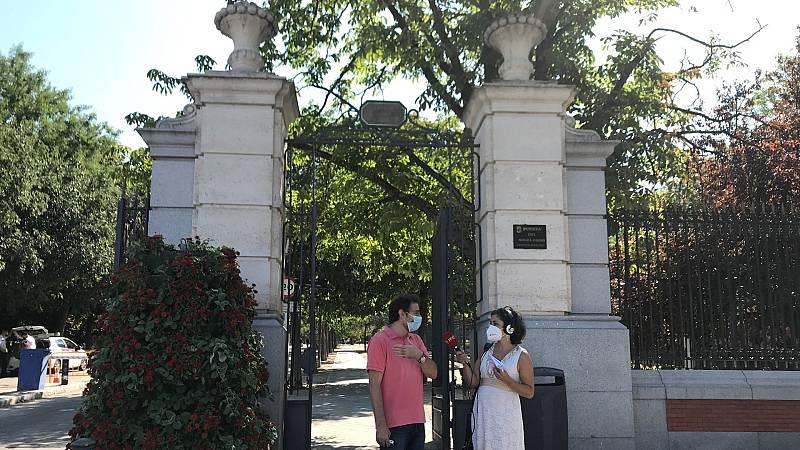 Más cerca - El Retiro, corazón verde de la capital y Patrimonio Mundial - Escuchar ahora