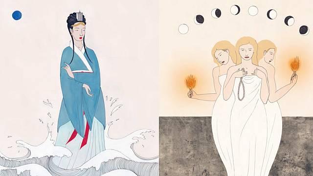 Mitología con perspectiva feminista