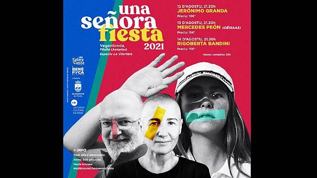 Vuelve Una Señora Fiesta, un festival para 15 habitantes