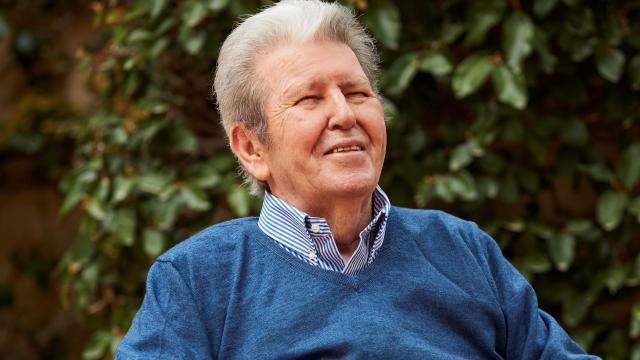El Cuarto de Atrás - Jorge Herralde, fundador de Anagrama