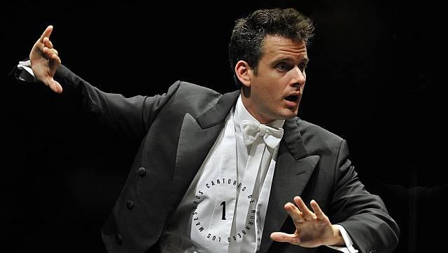 F. Bayreuth: Los Maestros Cantores de Nürnberg (Acto I)
