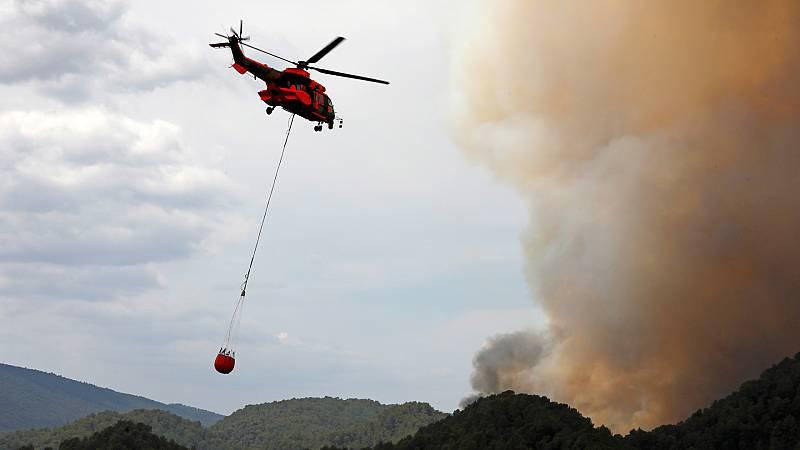 """24 horas - Andrea Duane, científica: """"Cada vez estaremos sometidos a más incendios forestales"""" - Escuchar ahora"""
